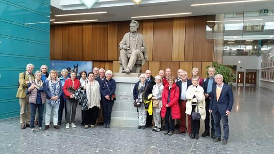 Excursie naar Edinburgh 9 -11 mei 2017