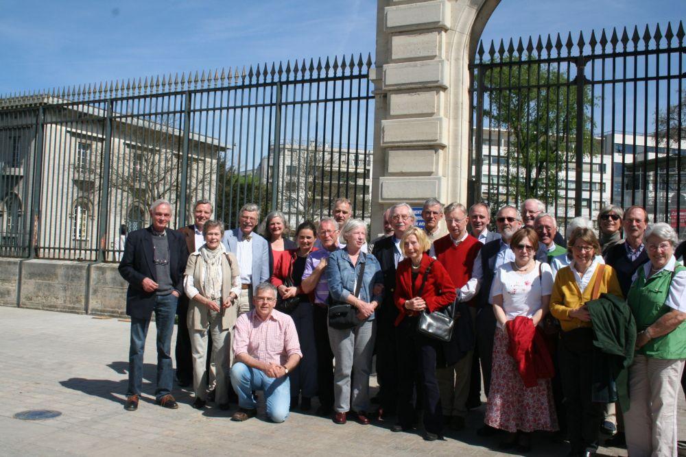 Excursie V.H.G in Parijs